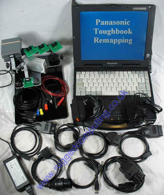 Chip Tuning And Remapping Kits And Cables