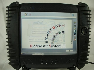 HONDA  DIAGNOSTICS + TOUCHSCREEN TABLET LAPTOP