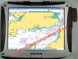 PANASONIC CF-18 MK5 LAPTOP / TABLET -  BASE CHARTPLOTTER.