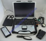 PANASONIC  CF-29 LAPTOP  GPS, 3G, WIFI , SATNAV, TOUCHSCREEN,  FULLY-RUGGED.